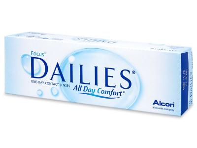 Focus Dailies All Day Comfort (30leč)