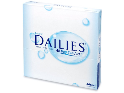 Focus Dailies All Day Comfort (90 leč)
