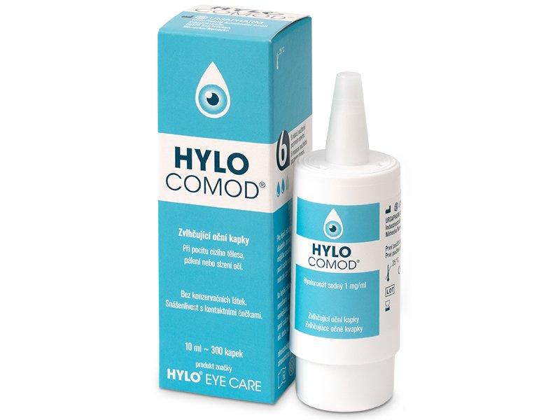 Kapljice za oči HYLO-COMOD 10ml  - Kapljice za oči