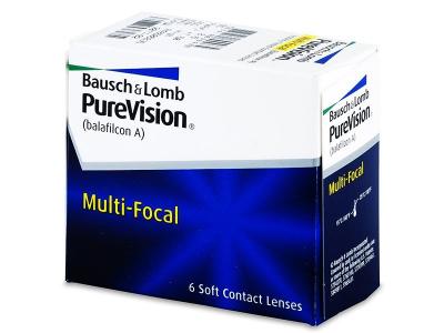PureVision Multi-Focal (6leč) - Multifokalne kontaktne leče