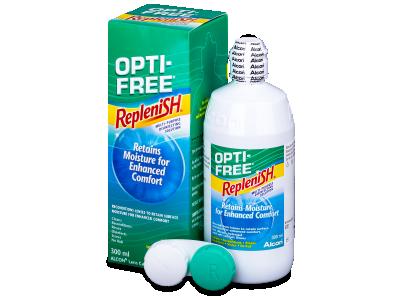 Tekočina OPTI-FREE RepleniSH 300 ml  - Starejši dizajn
