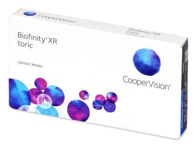 Biofinity XR Toric (3 leče)